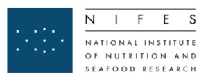Logo NIFES National Institute of Nutrition ans Seafood Research